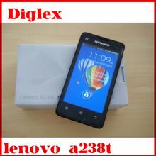 2014 new original lenovo a238t gps wifi mobile phone wholesale in stock