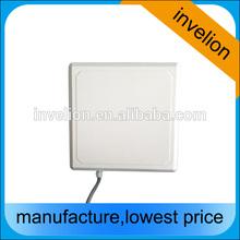 uhf rfid reader integrated antenna 1-10metters