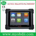 qualidade altamente autel maxisys autel maxisys ms908p ferramenta automotiva com software livre atualização para o carro ferramenta de diagnóstico
