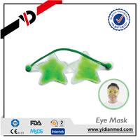 Logo Printed Promotional Fashion Gel Eye Mask