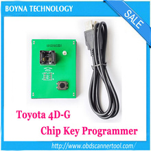 Free shipping! 2014 New Arrival Toyota 4D-G Chip Key Programmer Special Price
