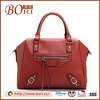 Foldable zipper recycled plastic tote bag
