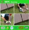 chicken coop design wpc outdoor fence/ plastic wood outdoor fence