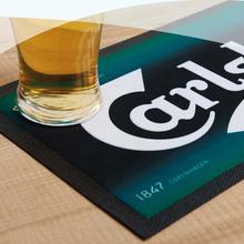 beer bar mat