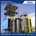 Hiệu suất cao than gasifier / trạm khí cho trẻ em thiết bị lọc bột