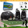 Garden Portable Pet Wire Fence with Dog Training Vibrate Collars