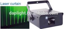 50mW green Laser Curtain DJ Stage Lighting