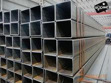 large diameter galvanized welded steel pipe, square steel pipe