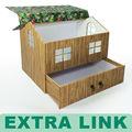 de luxe à chaud vente nouveau design à la main en forme de maison tirelire