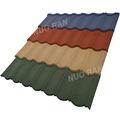 nuoran espanhol reciclado marrom de telhas de cobre