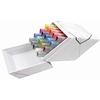 Unique handmade hard paper pen Box
