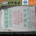 Alimentos grau cas. 532-32-1 china produto químico benzoato de sódio
