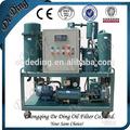 marina del motor diesel motor usado de residuos de reciclaje de aceite diesel máquina de filtrado