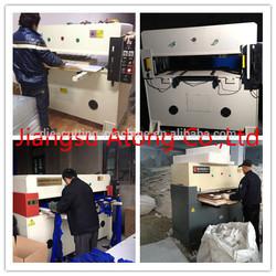 hydraulic die cut machine paper/label laser die cutting machine/full automatic die cutting machines
