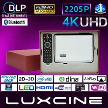 Hot seller !!! Z2000SD 2205P Android smart Blu-ray 3D led beamer
