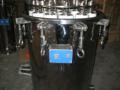 o sal da água do camarão fazenda filtro de tambor