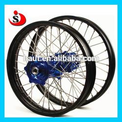 Motorcycle Yamahas YZF 450 Enduro Bike Parts 19'' 21'' Wheels