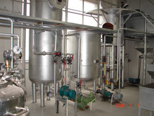 Qie international brand CE proved mini oil refinery with high performance