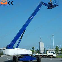 27m hydraulic telescopic mobile portable lift