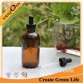 Venta al por mayor baratos e- jugo de botella de vidrio de color ámbar