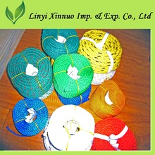 plastic rope polyester rope color nylon rope