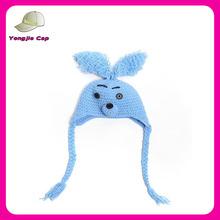 Custom Cute handmade crochet photography props baby Crochet Animal Hats