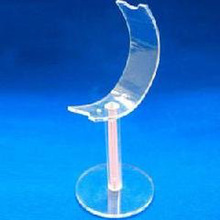 manufacturing Transparent Popular acrylci shoe display stand