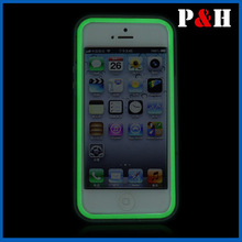 For Samsung S5 flashing lights mobile phone case,flash when there is incoming calls