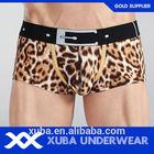 Male sex wear wholesale men's underwear undergarments underpants, men's boxer shorts