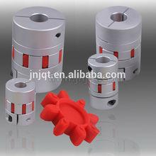 JM55C Shaft Coupling Flexible Rubber