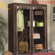 JP-WR125FABW Heavy Decorative Laminate Wardrobe Designs