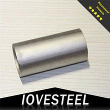 Iovesteel half pipe asme/astm sa213m petroleum cracking seamless steel