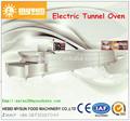 Quente- venda profissional padaria elétrica forno de túnel para a produção de alimentos
