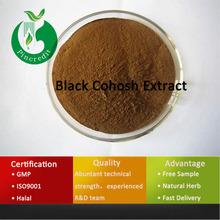 Natural black cohosh p.e black cohosh root extract black cohosh extract