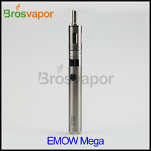 New Arrival Wholesale Hong Kong Electronic Cigarette kanger emow mega with dual coil