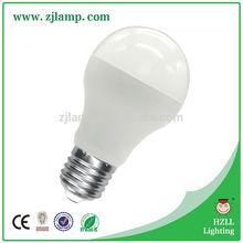 Hotsale white LED bulb 4W,5W,7W CE certificated