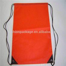 print own logo non woven shopping bag