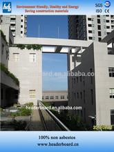 High strength exterior fiber cement board