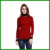 Nice style in dongguan women clothing sweater