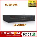ls visión 8 canales d1 completo de alta resolución de cctv dvr de seguridad del equipo