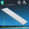 AC100-277V 70w led troffer 2x4 led panel light ul aprpoved with 5 year warranty