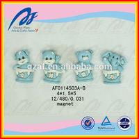 Custom Design Resin Small Animal Figurines Factory,Small Animal Fridge Magnet on Sale