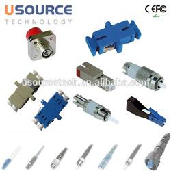 sc sma st fc lc e2000 hybrid fiber optic fc fiber optic lc female sc male fiber adapter