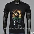 3d تي-- شيرت عارية الرجال النساء أزياء الرجال نمط بارد 3d قميص الرسم قمزة الأعلى