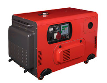 Manufacture 3 phase Silent 10kw diesel generator price