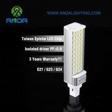 2014 Wholesale good quality 67 pl led rectangular led pl lamp