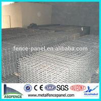 Construction Welded Reinforcing Steel in Concrete