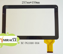 """10.1"""" touch screen replacement XC-PG1010-014 china supplier"""