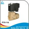 pneumatic piston angle seat valve(ZCQ-11B)