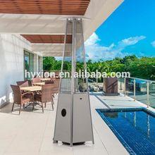 Freestanding Patio Heater Terracotta Gas Heater